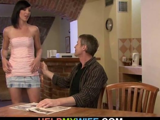 Kitchen Teen Wife