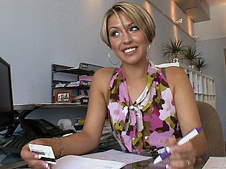 European Italian Office Secretary Teen