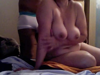 Amateur Chubby Homemade Natural  Wife