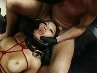 Asian Bondage Fetish Slave