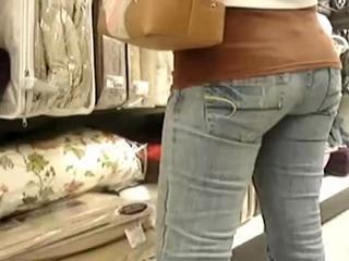 Very Nice Ass In Jeans Sex Tubes