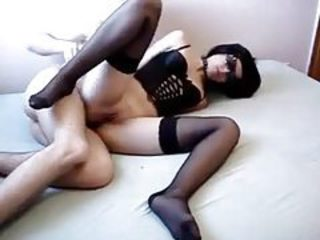 Insanely hot lingerie girlfriend bondage and fuck tubes