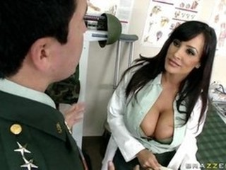 Brazzers Doctor Adventures Lisa Ann in The Return of Dr...