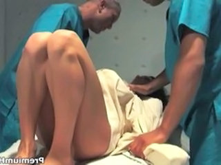 Hot slut Taylor Rain procurement double penetrated hard and cummed over