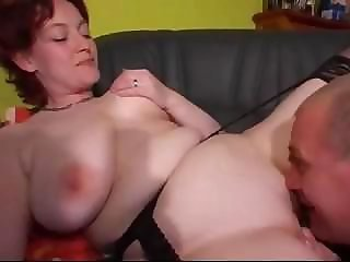 Big Tits Chubby European German Licking  Natural