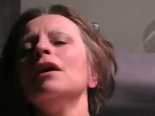 German mature get a fuck in pussy and ass