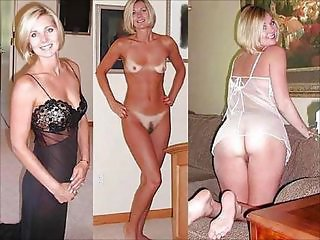 Amateur Homemade Lingerie Wife
