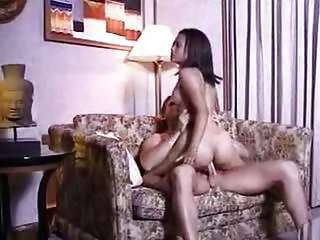 Asian Interracial Riding Teen Thai
