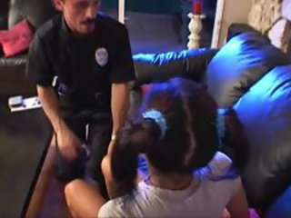 Teen babysitter lily scared till  the police arrived