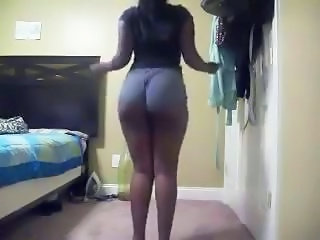 Song Sucks, But She Shaking That ASSS (No Nudity)