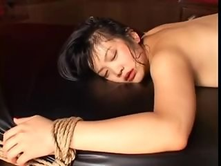Asian Babe Bondage Fetish