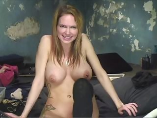 Big Tits  Tattoo Webcam