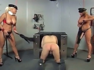 Mistress ass fuck slave