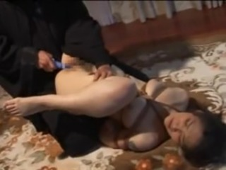 Asian Bondage Japanese Masturbating  Toy