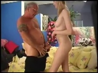 Teen Marketa Brymova  Fucks An Old Man