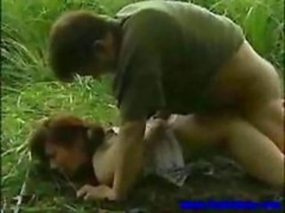 Rough outdoor sex 00