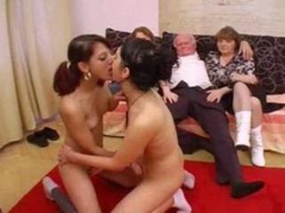 Daddy Family Groupsex Old and Young Teen