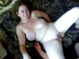 Amateur Chubby Girlfriend Homemade  Shaved