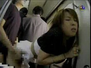 Asian Clothed Doggystyle Japanese Public Teen
