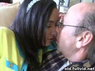 "Brunette Sucks Old Man"" target=""_blank"