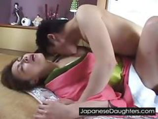 Asian Clothed Daughter Japanese Teen