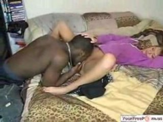 Amateur Interracial Licking Teen