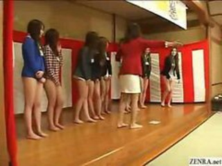 "New Japanese Employees Strip From Waist Down At Weekend Retreat"" target=""_blank"