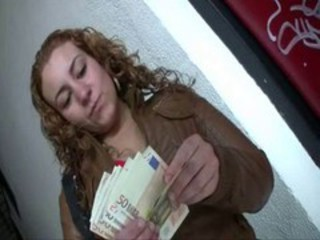 Amateur Cash Spanish Young