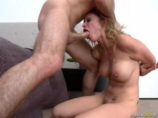 "Corie suspects his wife Monique is cheating on him so he decides to hire James Deen to try and see if he can seduce her He tells James to hit on her w"" target=""_blank"