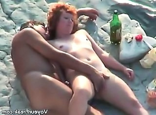 Nasty redhead babe feels horny after part3