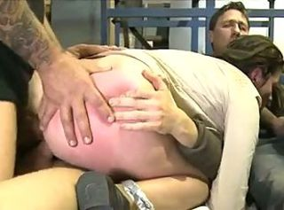 Brutal BDSM Double Penetration Gangbang! vol.31 By: FTW88