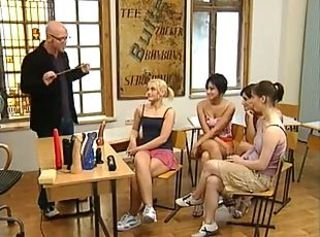 Dildo School Teacher Teen Vintage