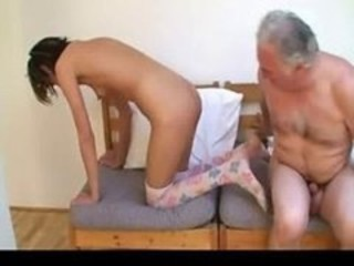 Daddy Old and Young Small cock Teen