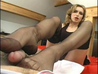 "nylon lover, with footjob"" target=""_blank"