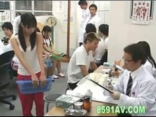 Asian Doctor Public Teen