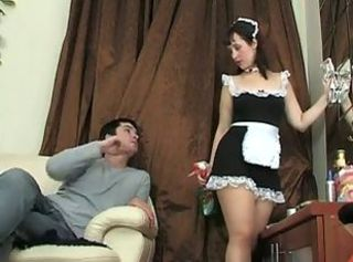 Maid Russian Teen Uniform