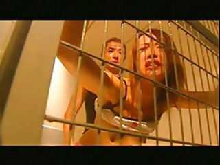 Asian Chinese Hardcore Pain Prison