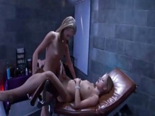 Sister Strapon Teen Twins