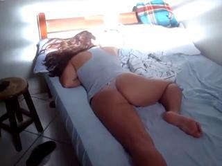 Amateur Ass Homemade  Sleeping