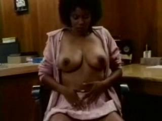 Ebony  Natural Stripper Vintage