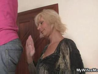 My pretty good mom in law seduces me come into possession of sex  Sex Tubes