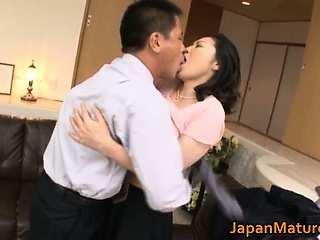 Asian Japanese Kissing Mature