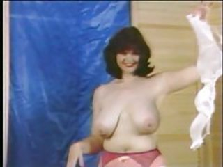 Big Tits Chubby Lingerie  Natural  Stripper Vintage