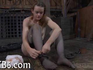 Titty torture for naughty chick Sex Tubes