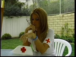 Nurse Outdoor Teen Uniform