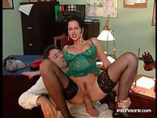 Hot fox in beautiful lingerie office sex tubes