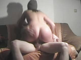 European German Homemade Riding Teen