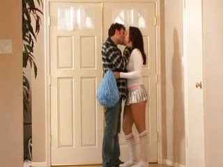 Creampied Cheerleaders sc5 - Gracie Glam
