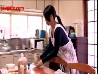 Asian Japanese Kitchen Wife
