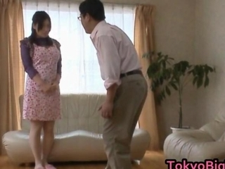 Azusa Nagasawa Hot Asian model has big